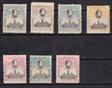 1920 España - Alfonso XIII - UPU - Conjunto valores - MNH/MH - Valor 385 €