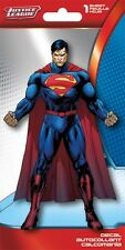 SUPERMAN - COLOR WINDOW DECAL/STICKER - BRAND NEW - JUSTICE LEAGUE 7412