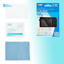 "Panasonic GX9 GX7 9H Hard Tempered Glass 0.01"" LCD Screen Protector JJC GSP-GX9"