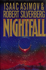 Nightfall by Isaac Asimov & Robert Silverberg - First Edition Hardcover - New!