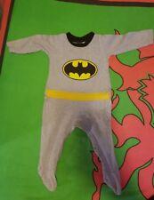 batman sleepsuit 6-9 months