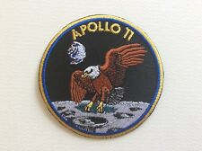 A273 // ECUSSON PATCH AUFNAHER TOPPA / NEUF / APOLLO 11 / 8 CM