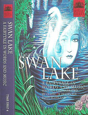 MARK ERMLER TCHAIKOVSKY SWAN LAKE CASSETTE ROYAL BALLET HOUSE TONY SCOTLAND