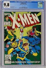 X-Men #13 Marvel 1992 CGC 9.8 White Pages Wolverine Cyclops Top Census Grade