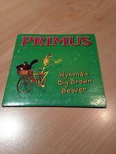 Primus - Wynona's Big Brown Beaver CD, Very Rare, Aus Seller, Free Postage