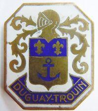 Croiseur le DUGUAY TROUIN 1939 insigne Marine Augis WWII France