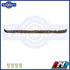 70-71 Plymouth Barracuda Rear Bumper with Bolts - AMD Tooling New