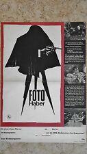 (D51) DDR-Plakat FOTO HABER von Zoltan Varkonvi - Ungarn - 1964