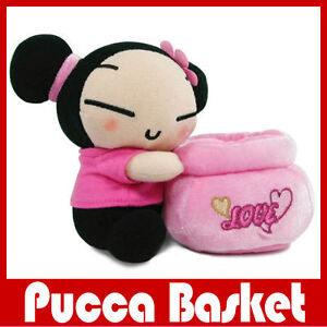 PUCCA BASKET (Pink) Christmas Gift Luxemoon's Store