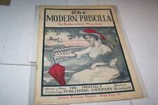 SEPT 1907 MODERN PRISCILLA magazine
