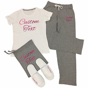 Mr Tumble P//W Personalised Pyjama set with embroidered name FIRST NAME ONLY