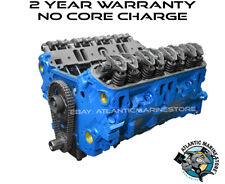 Chrysler Marine 360/5.9 Reverse Rotation Remanufactured Long Block
