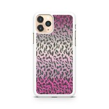 Pink Mixed Coloured Spotted Leopard Animal Colourful Pattern Phone Case Cover