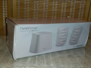 MeshForce Whole Home Mesh WiFi System M3 Suite (1 WiFi Point + 1 WiFi Dot)
