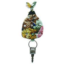 Porte-Clés cache clés Coccinelle Tissu Motifs Multicolore