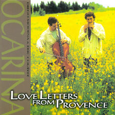 Diego Modena/Jean Philippe Audin - Love Letters From Provence (Remastered) CD