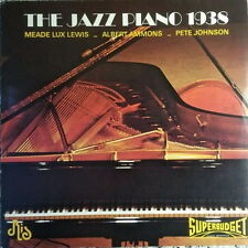 "12"" LP The Jazz Piano 1938 Albert Ammons, Pete Johnson (Super budget)"