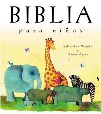 Biblia para ninos/ A Child's Bible (Spanish Edition)