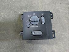 1998-2005 Chevy S10 Blazer GMC Sonoma Jimmy Headlight Headlamp Switch w/Fog