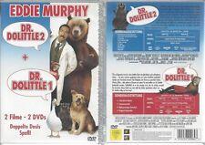 Dr. Dolittle -Doppelpack- [2 DVDs] -- Eddie Murphy|Raven-Simone -2004-