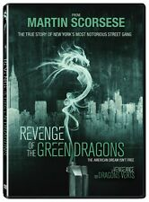 Revenge Of The Green Dragons (DVD) Ray Liotta, Justin Chon, Kevin Wu NEW