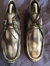 JUST CAVALLI Zapatos  T 40 ORIGINALES Piel Muy LIGEROS Cómodos SNEAKERS