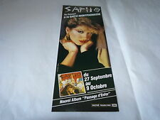 SAPHO - Petite Publicité de magazine / Advert PASSAGE D'ENFER GAITE !!!!