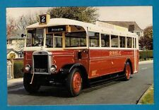 Ribble Bus Postcard ~ 1929 Leyland Lion VY957 - York Corporation - Private Hires