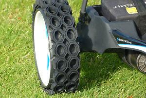 GLIDERS winter wheels for MOTOCADDY