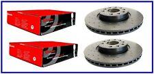 Brembo XTRA gelochte Bremsscheiben vorne 324mm NISSAN 350 Z Z33 Roadster 3.5