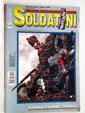 Soldats N.44 Janvier Février 2004 Modélisme