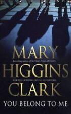 Literature (Modern) Mary Higgins Clark Paperback Books