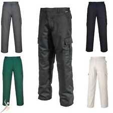 Arbeitshose Cargo Hose Bundhose Schutzkleidung Arbeitskleidung Hose Gr. 44 - 70