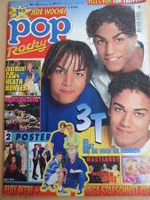 POP ROCKY 43 - 16.10. 1996 3T Heath Hunter Masterboy Liv Tyler Starschnitt CITA