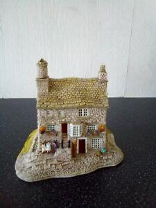 Lilliput Lane - The Chocolate House.