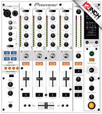 Pioneer DJM-800 Skin white grey
