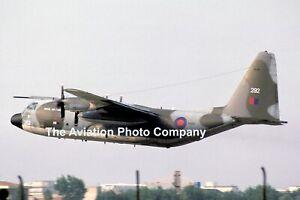 RAF Lyneham Transport Wing Lockheed C-130K Hercules C.1P XV292 (1986) Photograph
