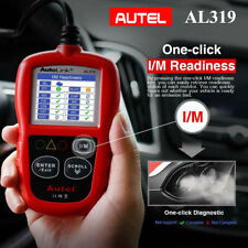 AUTEL Automotive OBD II Check Engine Fault Diagnostic Scan Tool Auto Code Reader