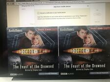 Doctor Who , the Feast of the Drowned by Stephen Cole (CD-Audio, 2006)