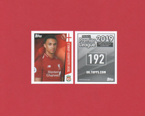 Topps Merlin's Premier League 2019 Sticker Collection - Rookie Stickers