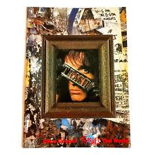 ALICE COOPER Trashes The World 1989 JAPAN TRASH TOUR CONCERT PROGRAM BOOK