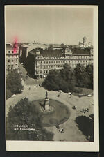 FINLAND 02-HELSINKI -HELSINGFORS (Real Photo (RPPC)