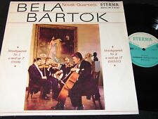Novak-Quartetto Bartok-Quartetto n. 1 & 2/DDR LP 1966 eterna 820587