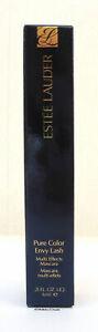 ESTEE LAUDER PURE COLOR ENVY LASH MULTI EFFECTS MASCARA ENVY BLACK 01-6ML-NEW -