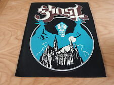 GHOST - OPUS EPONYMOUS GIANT BACK PATCH (NEW) & OFFICIAL BAND MERCHANDISE