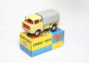 Corgi 470 Forward Control Jeep In Its Original Box - Excellent Vintage Model