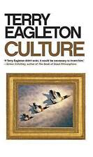 USED (VG) Culture by Terry Eagleton
