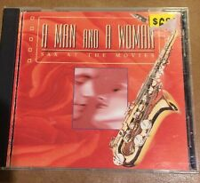 A Man & A Woman: Sax At The Movies by Jazz At The Movies Band