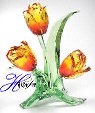 Tulips Colorful Flowers 2018 Swarovski Crystal 5302530