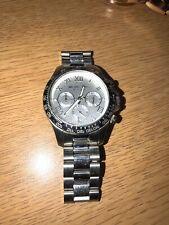 Michael Kors Watch, Women's Chronograph Bracelet MK5454 Silver